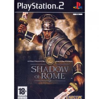 SHADOW OF ROME Platinum / JEU CONSOLE PS2   Achat / Vente PLAYSTATION