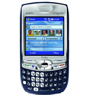 Palm Treo 750 Unlocked GSM PDA Cell Phone