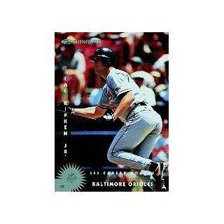 1997 Donruss Update Ripken Info Card #1 Cal Ripken Jr