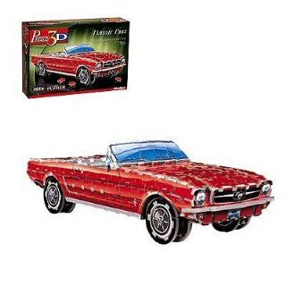 Wrebbit   3D Puzzle 364 Teile   Ford Mustang 1965