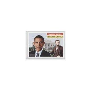 Obama SP (Trading Card) 2009 Topps American Heritage Heroes #144