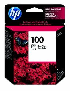 HP C9368AN#140 100 Gray Photo Ink Cartridge in Retail