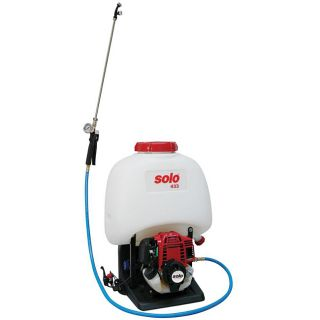 Backpack Sprayer Motorized 5 gallon 25cc Piston #433