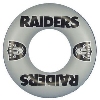 Oakland Raiders Swim Ring