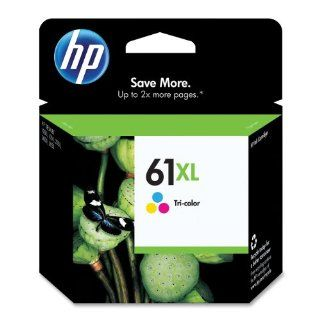HP 61XL CH564WN#140 Tri Color Ink Cartridge Electronics