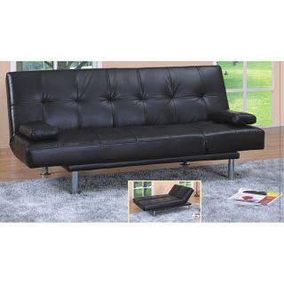 Brooklyn Black Sofa Bed