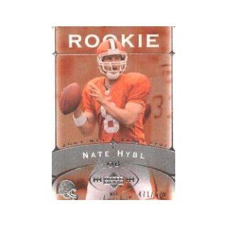 2003 Sweet Spot #144 Nate Hybl RC /675 Collectibles