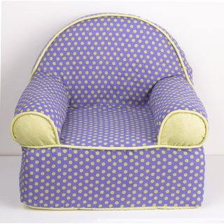 Cotton Tale Periwinkle Babys 1st Chair