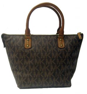 Michael Kors MK Monogram Medium Tote