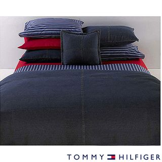 Tommy Hilfiger Full / Queen size All American Denim Comforter