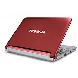 Toshiba Mini NB305 N440RD 1.6GHz 1GB/ 250GB Ruby Red Laptop