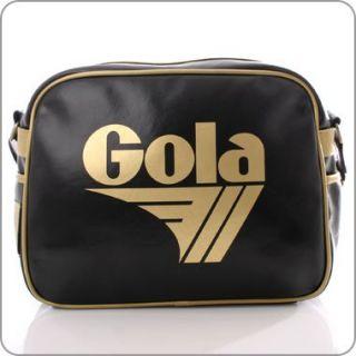 GOLA Tasche Redford Rebirth   Black/Gold +++ GL98BY Schuhe