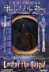 Lord of The Nazgul   Herr Der Ringe Actionfigur   Toy Vault