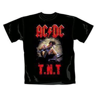AC/DC   T Shirt TNT (in XL) Sport & Freizeit