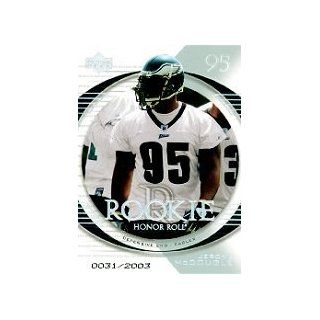 2003 Upper Deck Honor Roll #145 Jerome McDougle RC /2003 Collectibles