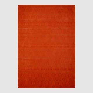 Indo Hand tufted Flat Weave Rust/ Red Kilim Rug (56 x 8) Today $149