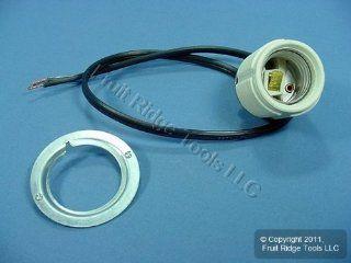Lamp Holder Pipe Mount Light Socket 660W 250V 20070 141