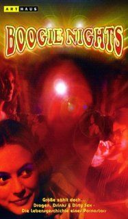 Boogie Nights [VHS] Mark Wahlberg, Burt Reynolds, Julianne Moore