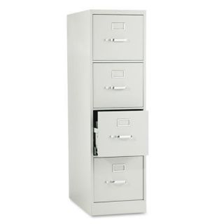 HON 530 Series 4 drawer Full Suspension File Cabinet