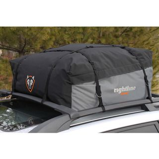 Rightline Gear Black/Gray Waterproof PackRight Sport 1 Car Top Carrier