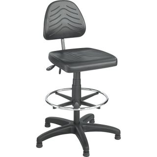 Safco Task Master Deluxe Workbench Height Chair
