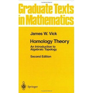 Mathematics) (v. 145) James W. Vick 9780387941264 Books