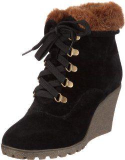 Buffalo Girl 238631R SY SUEDE 118923 Damen Stiefel: Schuhe