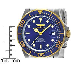 Invicta Mens Professional Diver Automatic Watch