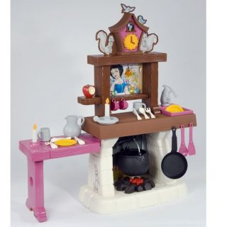 Cuisine blanche neige Smoby   Achat / Vente A_TRIER Cuisine blanche