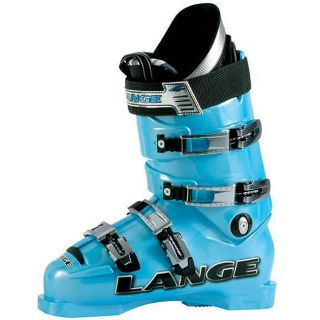 Lange Worldcup 120 WC Mens Race Ski Boots (Size 10.5)