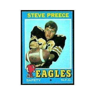 1971 Topps #142 Steve Preece RC   VG Collectibles
