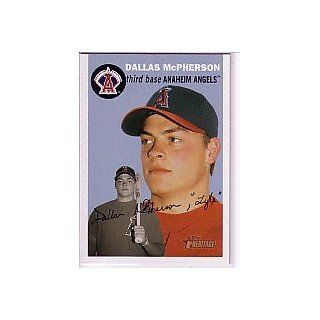 2003 Topps Heritage #142 Dallas McPherson Collectibles