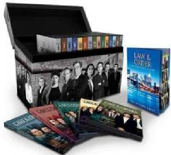 Law & Order The Complete Series (DVD)