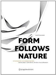Form Follows Nature Eine Geschichte der Natur als Modell für