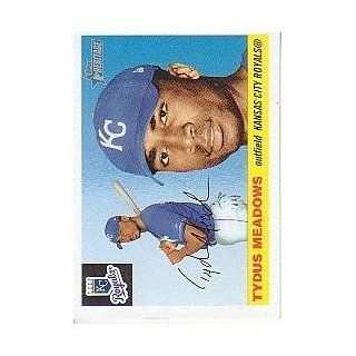 2004 Topps Heritage #146 Tydus Meadows RC Collectibles