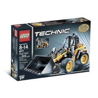 LEGO Technic 8271   Radlader Traktor Spielzeug