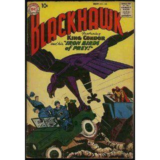 Blackhawk (Comic Issue #142) November 1959 King Condor