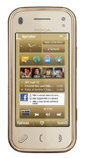Nokia N97 mini Smartphone gold edition Elektronik