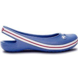 Crocs Genna II Girls, bijou blue/raspberry: Schuhe