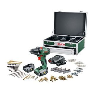 PERCEUSE   VISSEUSE BOSCH Perceuse visseuse 14.4V Lithium + 241access