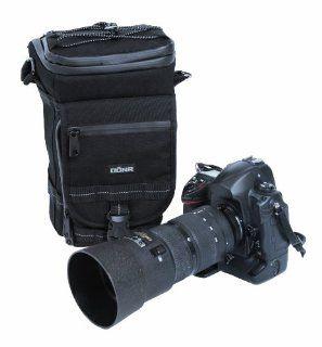 Dörr Parkour Zoomtasche für Profikameras mit Telezoom: