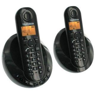 Telefunken   TB 252 Peps Duo   Tél sans fil   Achat / Vente TELEPHONE