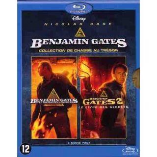 BLU RAY BENJAMIN GATES 1 + 2   Achat / Vente DVD FILM BLU RAY BENJAMIN