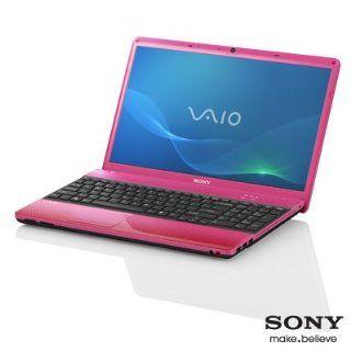 Sony VAIO VPC EB3X5E 39.4 cm Notebook Glänzend rosa: