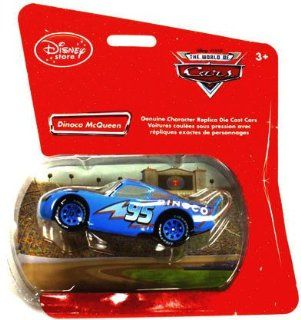 Disney Pixar Cars Exclusive 148 Die Cast Car Dinoco