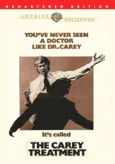 The Carey Treatment James Coburn, Jennifer Oneill, Dan O