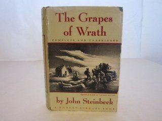 Library No.148) John Steinbeck, Thomas Benton Books