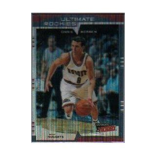 00 Upper Deck Ultimate Victory Victory Collection #149 Chris Herren