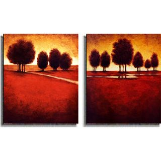 Gregory Williams Radiance Canvas Art Set