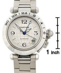 Cartier Pasha Womens Two Zone Watch